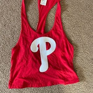 Philadelphia Phillies Tank Top